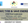 SAFE TYRE & SAVE ENERGY (STSE) Final Conference