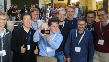 UT Cybersecurity students win in hacking competition