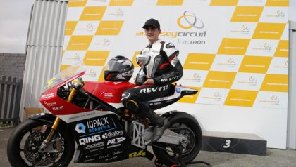 Electric Superbike Twente wins MotoE championship 2018