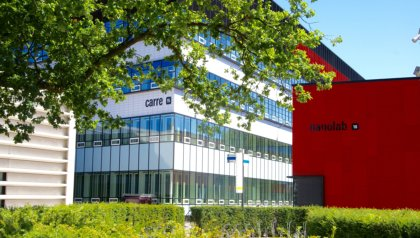Major NWO grants for seven research projects of University of Twente