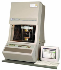 Stress And Deformation Rubber Process Analyser