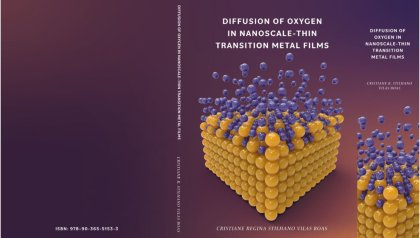 PARTLY ONLINE (ONLY FOR INVITEES) : PhD Defence Cristiane Stilhano Vilas Boas | Diffusion of oxygen in nanoscale-thin transition metal films