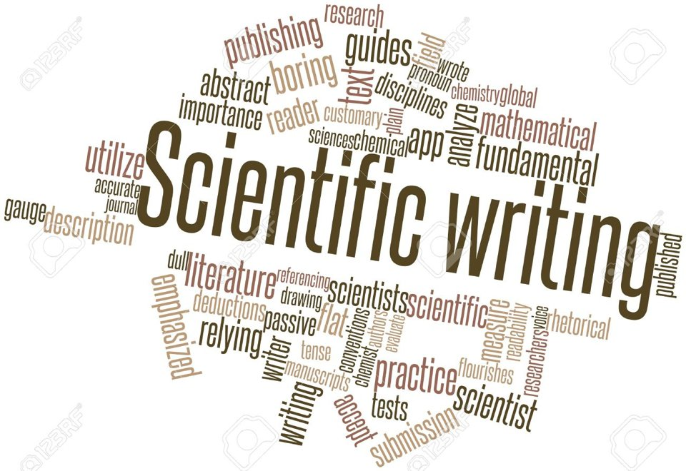 scientific writing in research methodology