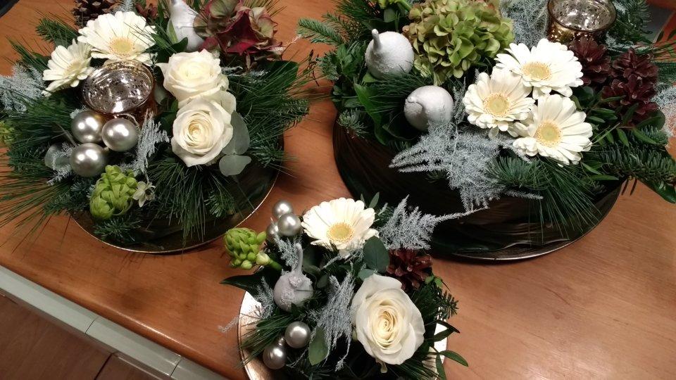 Genoeg 2017 | Kerst bloemschikken | UT - Kring &GZ65