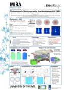 poster: PHOTOACOUSTIC MAMMOGRAPHY: THE DEVELOPMENT OF PAM2