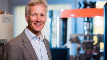 Engineering Technology welcomes Ton van den Boogaard as portfolio holder research