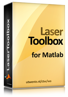 Matlab Laser Toolbox | Department MS3