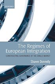cover of the book The Regimes of European Integration